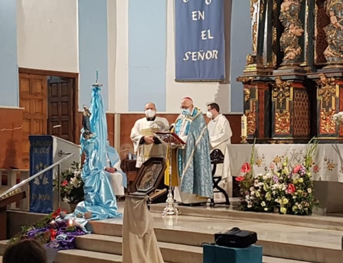 Fotos de la Vigilia de la Inmaculada