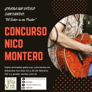 Concurso Nico Montero Albacete