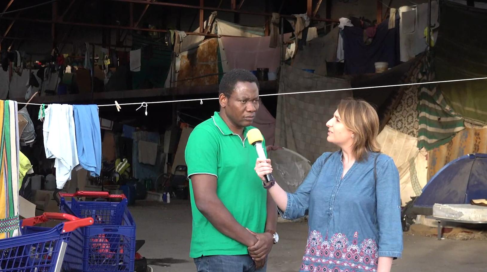 PjAlbacete tv: Jornada Mundial del Migrante y Refugiado