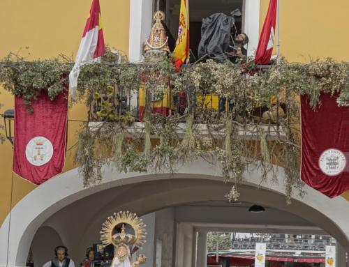 PjAlbacete tv: Ofrenda de flores a Ntra. Sra. la Virgen de los llanos