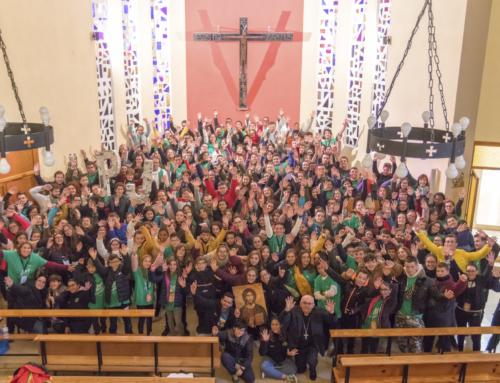 PJAlbacete tv: Encuentro diocesano Almansa 2019