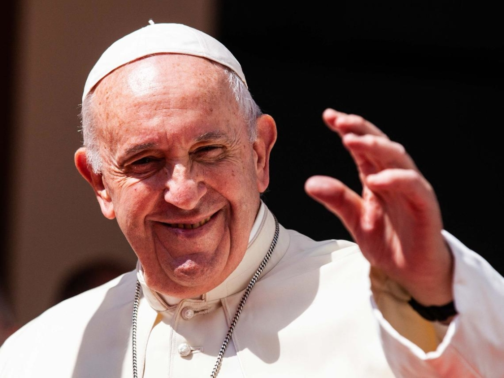 La Oracion del Papa Francisco